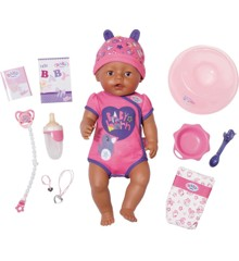 Baby Born - Soft touch Girl with brown eyes 43 cm (824382)