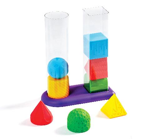 Edushape - Soft Geo Blocks (525015)