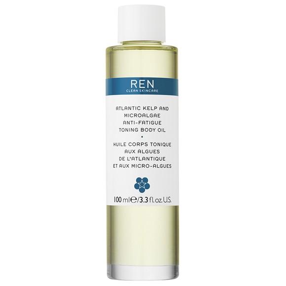 REN - Atlantic Kelp and Microalgae Anti-Fatigue Body Oil 100 ml
