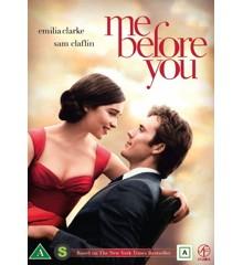 Me Before You/Mig Før Dig - DVD