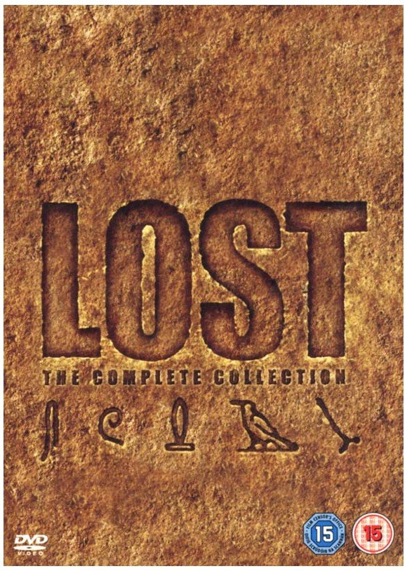 Lost: The Complete Collection - DVD