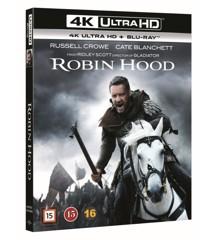 Robin Hood: Director's Cut (4K Blu-Ray)