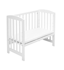 Baby Dan - Alfred - Baby Bed - BY-MY-SIDE - White (1190-01)