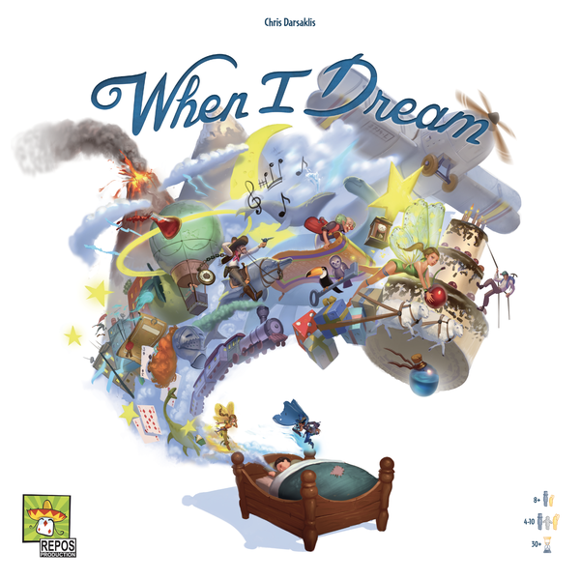 When I Dream (Dansk)