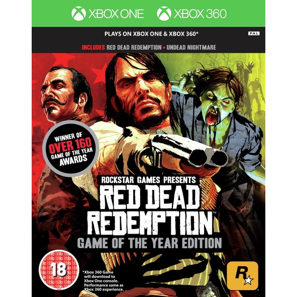 coolshop.co.uk - Red Dead Redemption Game of the Year (Classics)