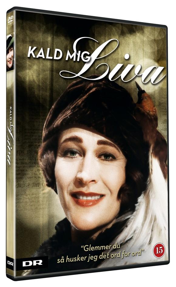 Kald mig Liva: Hele serien - DVD