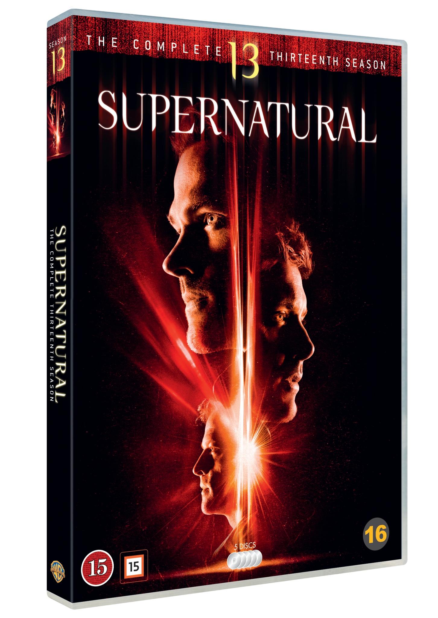 Supernatural S13- DVD
