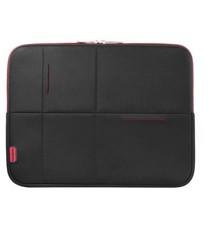 "Samsonite - Airglow Sleeve For 15,6"" Laptops Sort/Rød"