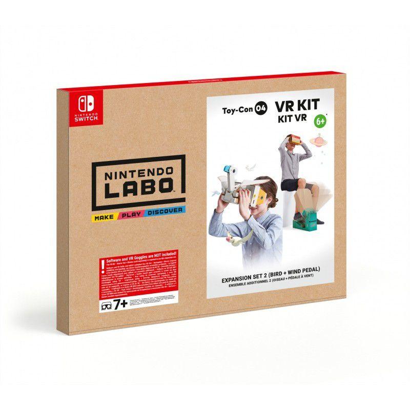 Nintendo Labo: VR Kit - Expansion Set 2