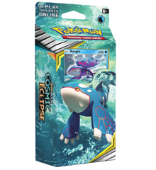 Pokemon - Theme Pack Cosmic Eclipse - Unseen Depths (Pokemon Kort)