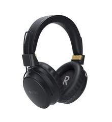 Sudio - Klar ANC Wireless Over-Ear Headphones Black