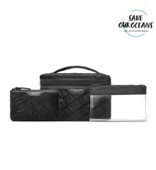 Gillian Jones - 3 Piece Beauty Box Set - Black Velour