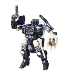 Transformers - Movie - Generations Delux - Barricade (C1321)