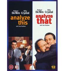 Analyze This / Analyze That - DVD