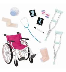Our Generation - Hospitalssæt med kørestol (737432)