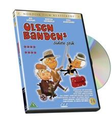 Olsen Banden 14 - Sidste stik - DVD
