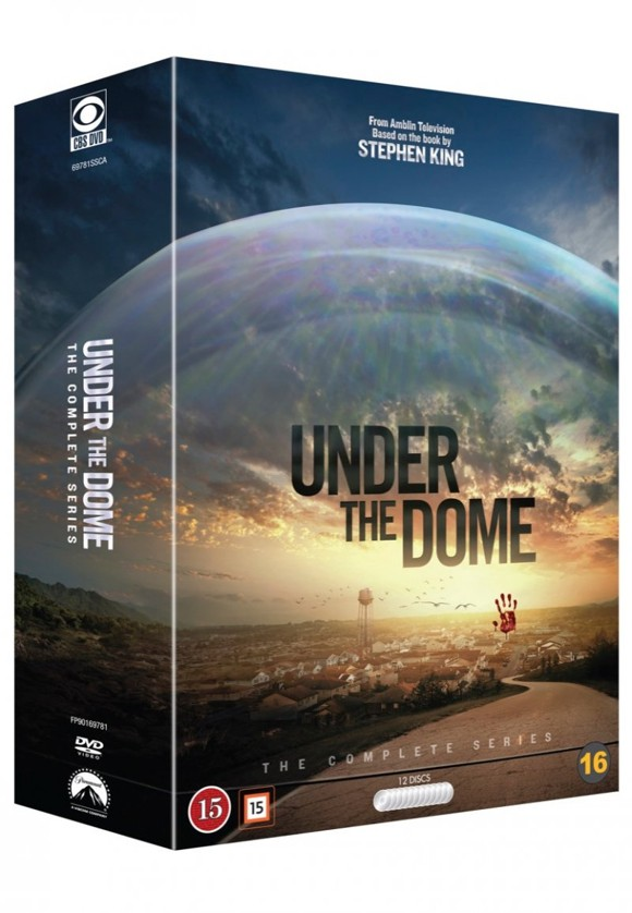 Under The Dome: Complete Box - Season 1-3 (12 disc) - DVD