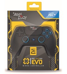 Steelplay PRO Light Pad EVO Wired Controller