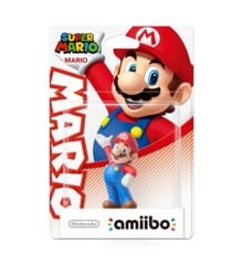 Nintendo Amiibo Figurine Mario (Super Mario Bros. Collection)
