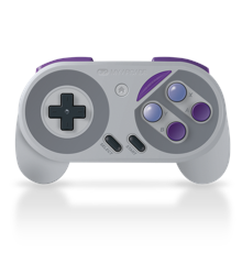 SNES Super Gamepad wireless