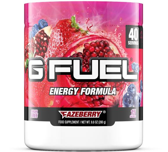 G Fuel - FaZeberry Tub - 40 Servings