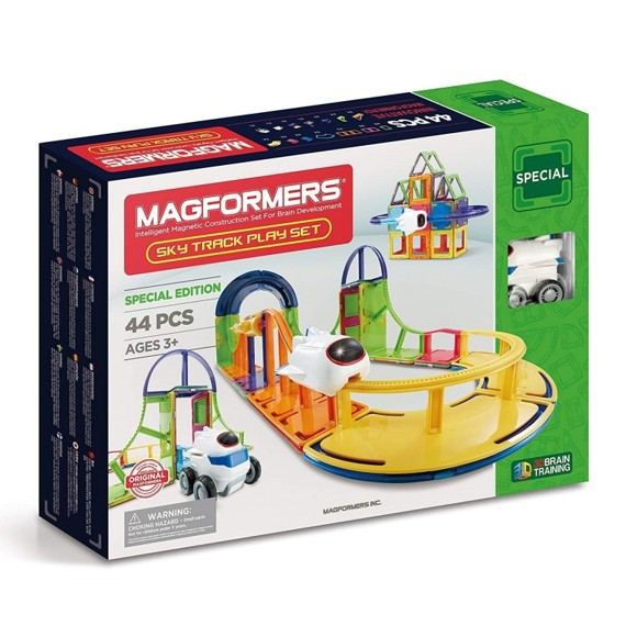Magformers - Sky Track , 44 pcs (3063)
