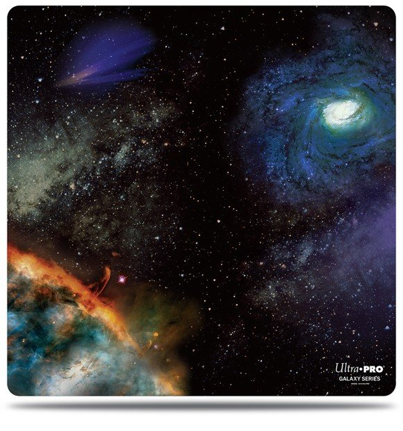 Playmat - 24''x24'' - Galaxy (ULT84860)