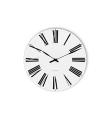 Arne Jacobsen - Roman Wall Clock Ø 29 cm (43642)