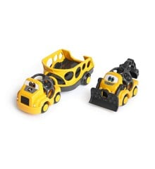 Oball - John Deere - Traktor med anhænger (11055)