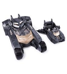 Batman - 2-i-1- Batmobile