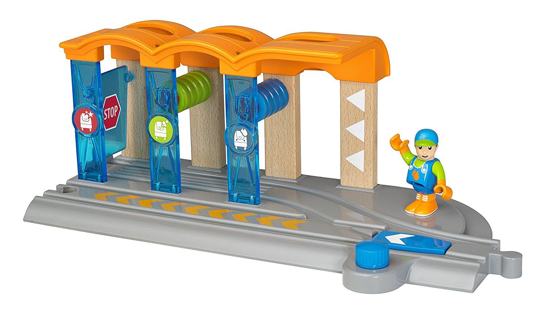 BRIO - Smart Tech Waschanlage für Züge (33874)