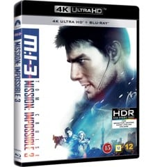 Mission: Impossible 3 (4K Blu-Ray)