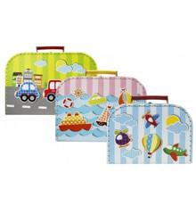Magni - Kuffertsæt (3 stk) - Fly, Bil og Båd