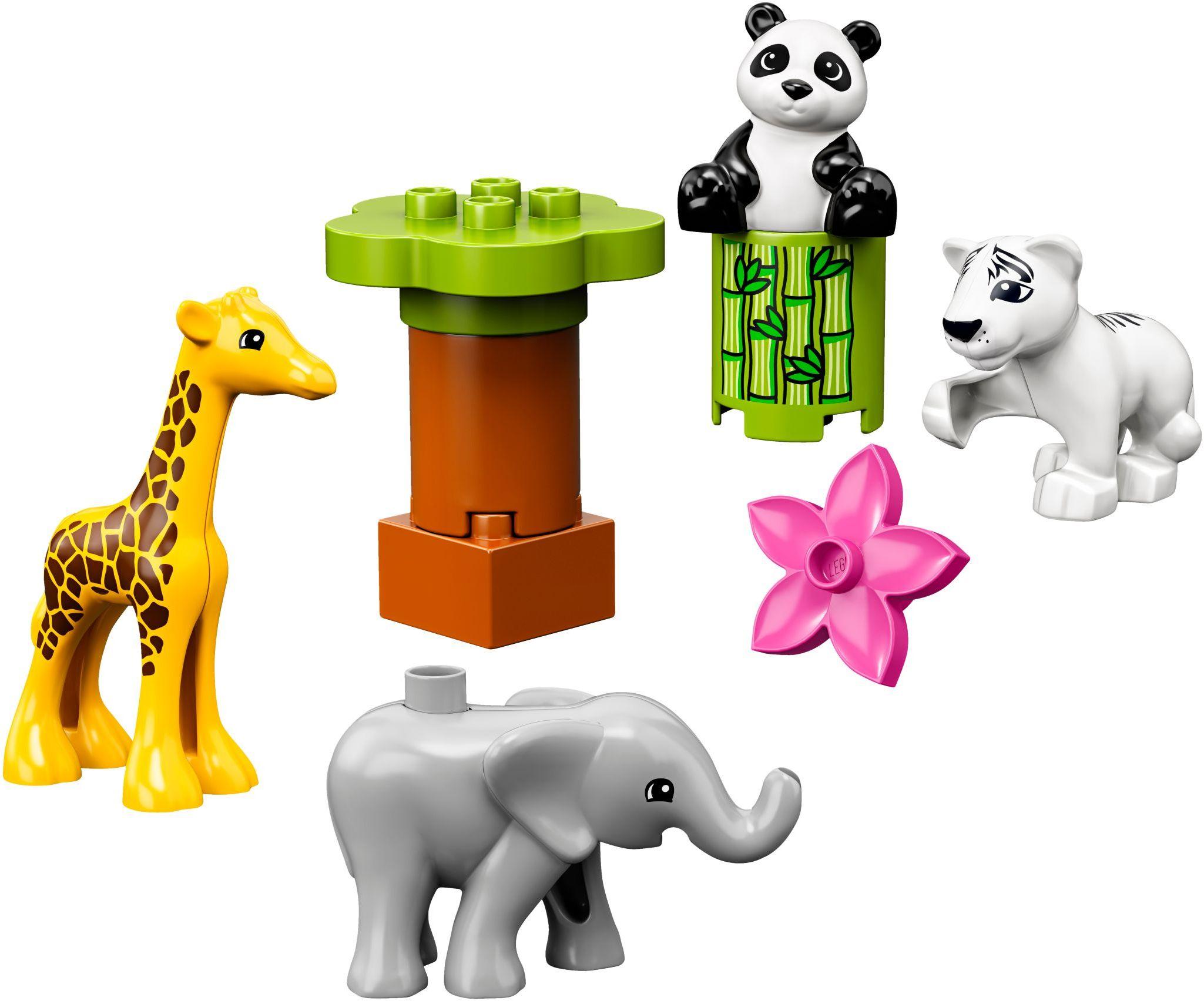 LEGO DUPLO - Dyreunger (10904)