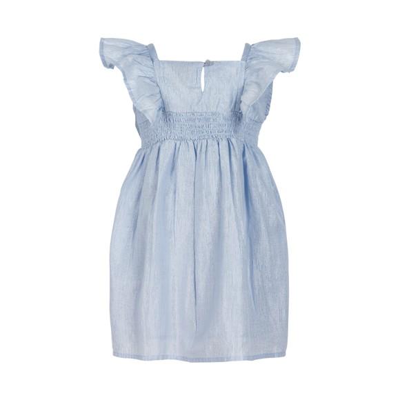 Creamie - Dress w. Silver Stripe