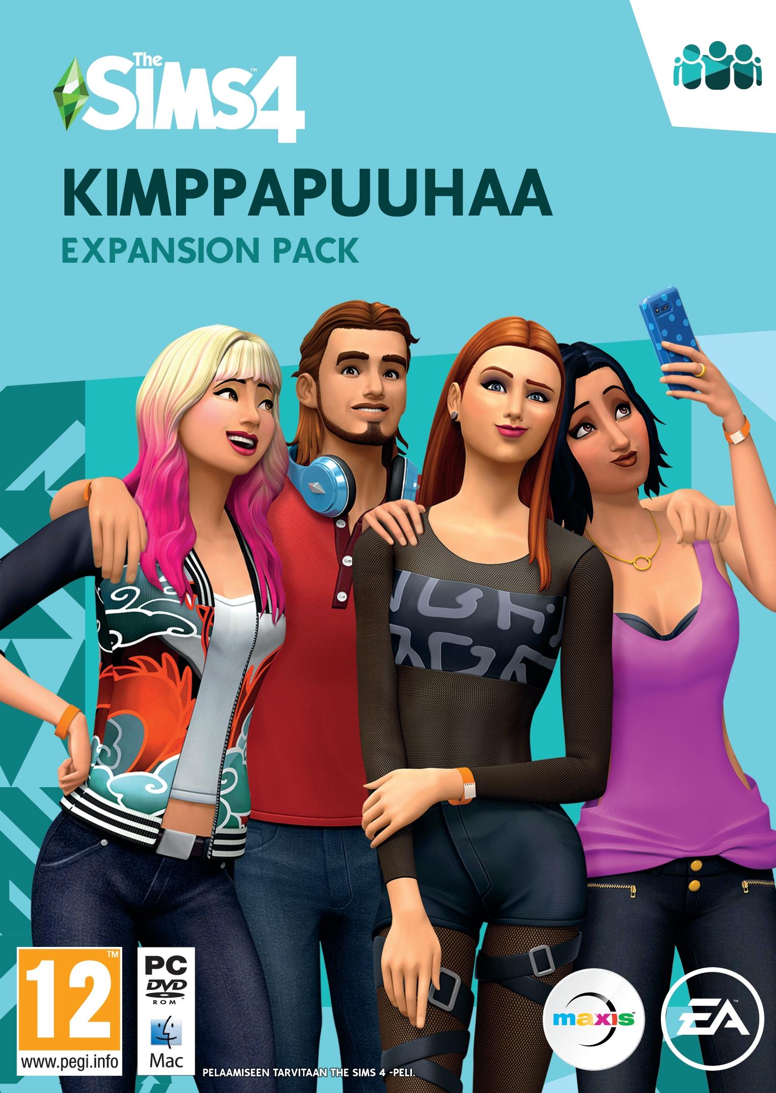 Ilmainen Sims 4