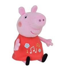 Peppa Pig - Peppa Pig Musical  plush, 20 cm (23167)