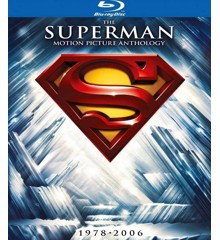 Superman: The Motion Picture Anthology (Blu-Ray)