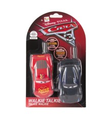 Cars 3 - Walkie Talkie (2,4 Ghz)