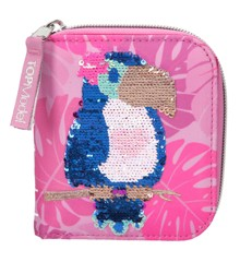 Top Model - Pung m/pailletter Tropical - Pink (0410550)