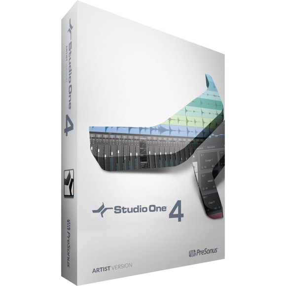Presonus - Studio One 4 Artist - Music Production Software (DOWNLOAD)
