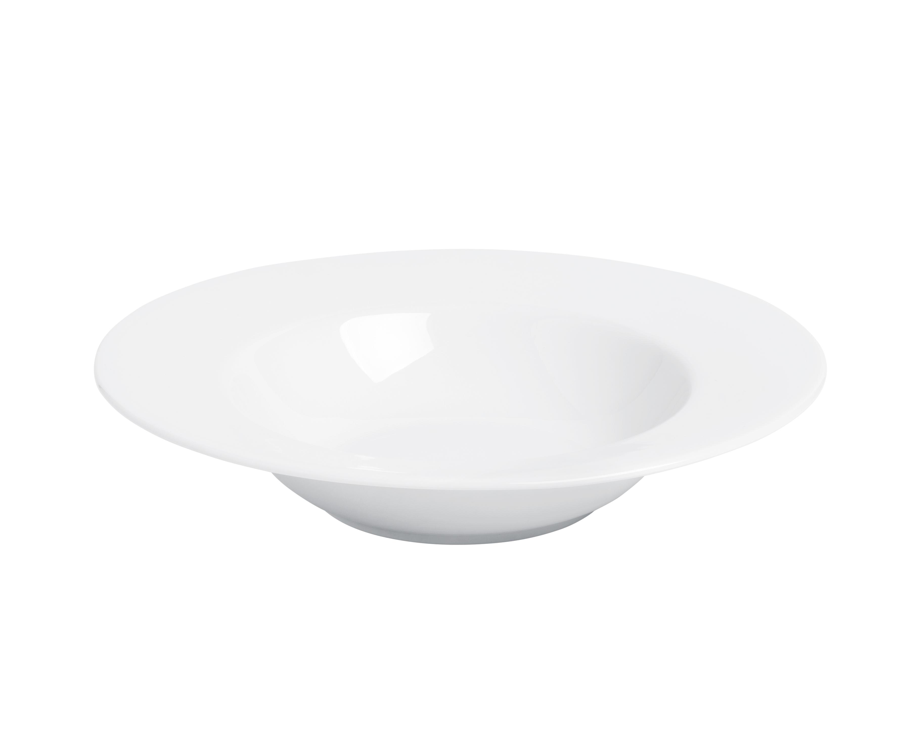 Pillivuyt - Pastatallerken Ekstra Deep Ø 28 cm - White (200528)