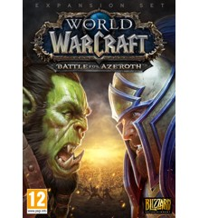 World of Warcraft: Battle for Azeroth (Code via Email)