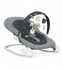Chicco - Bouncing Chair Hoopla - Dark Grey