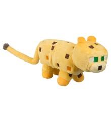 """Minecraft Adventure 14"""" Tabby Cat Plush"""