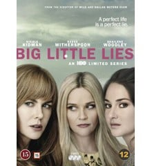 Big Little Lies - Season 1 - DVD