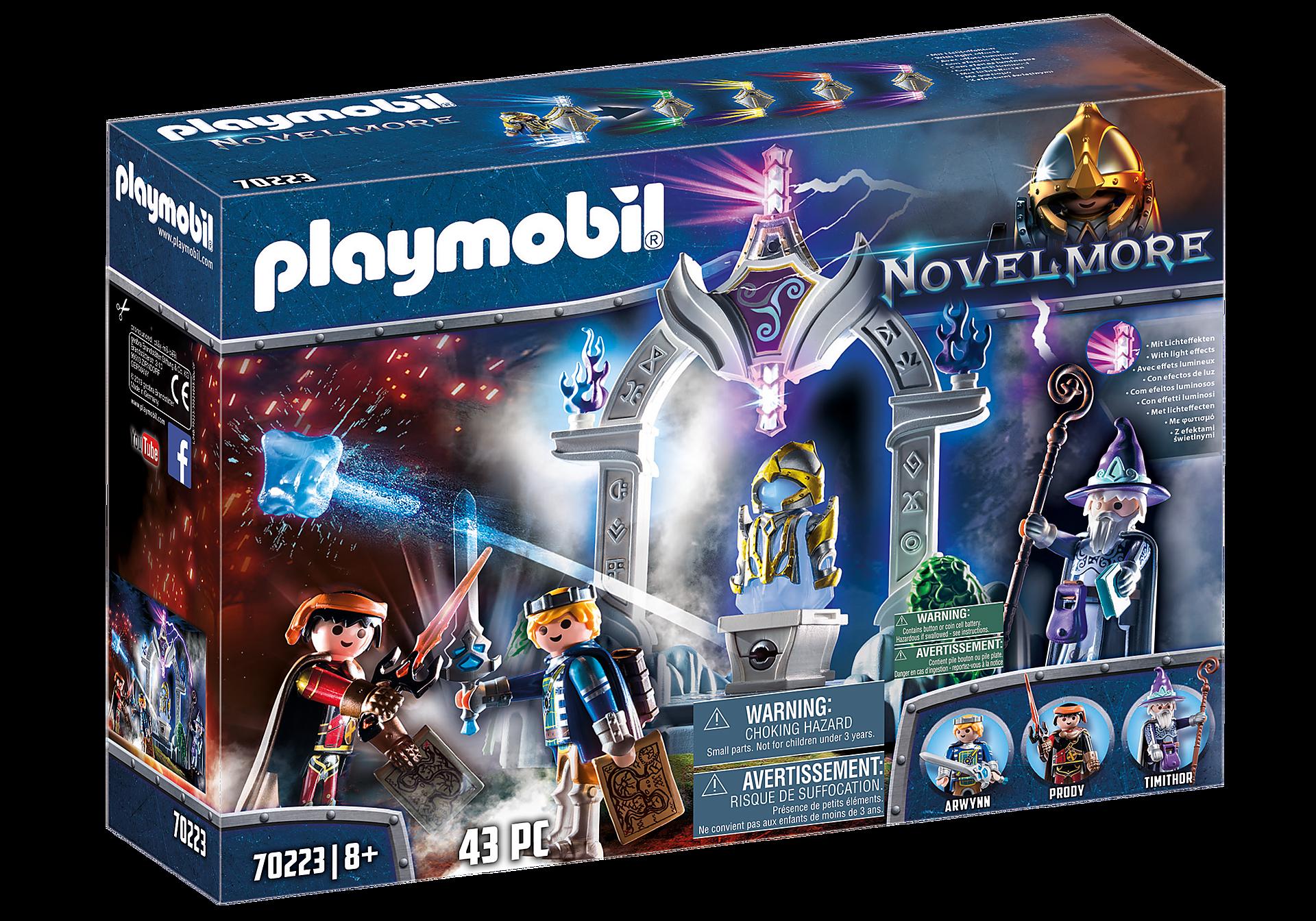 Playmobil - Magical Shrine (70223)