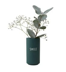 Design Letters - Favoritvase Smile - Sort