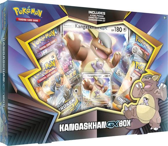 Pokemon - Box Kangaskhan GX (POK80625)