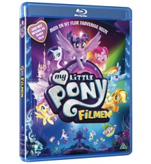 My Little Pony: The Movie (Blu-Ray)